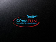 PlaneFun Logo - Entry #139