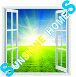 Sunshine Homes Logo - Entry #329