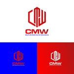 CMW Building Maintenance Logo - Entry #368