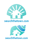 search the town .com     or     djsheil.com Logo - Entry #41