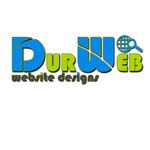 Durweb Website Designs Logo - Entry #97