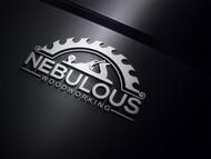 Nebulous Woodworking Logo - Entry #68