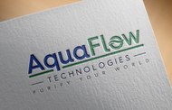 AquaFlow Technologies Logo - Entry #59