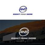 Right Now Semi Logo - Entry #87