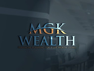 MGK Wealth Logo - Entry #221