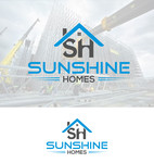 Sunshine Homes Logo - Entry #117