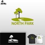 North Park Logo - Entry #49