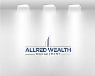 ALLRED WEALTH MANAGEMENT Logo - Entry #788