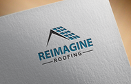 Reimagine Roofing Logo - Entry #33