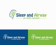 Sleep and Airway at WSG Dental Logo - Entry #521