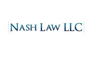 Nash Law LLC Logo - Entry #2