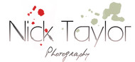 Nick Taylor Photography Logo - Entry #98