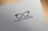 FLUID EYEWEAR Logo - Entry #72