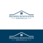 Premier Renovation Services LLC Logo - Entry #143