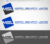 Moray security limited Logo - Entry #218