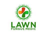 Lawn Fungus Medic Logo - Entry #232