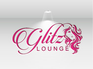 Glitz Lounge Logo - Entry #138