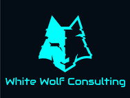 White Wolf Consulting (optional LLC) Logo - Entry #296