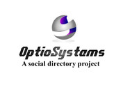 OptioSystems Logo - Entry #20