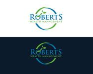 Roberts Wealth Management Logo - Entry #349