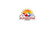 Sunshine Homes Logo - Entry #125