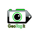 Android/iOS GPS/Photo tagging App Icon Logo - Entry #54