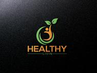 Healthy Livin Logo - Entry #565