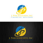 J. Pink Associates, Inc., Financial Advisors Logo - Entry #199