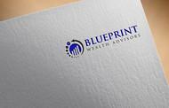 Blueprint Wealth Advisors Logo - Entry #134