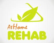 At Home Rehab Logo - Entry #10