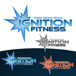 Ignition Fitness Logo - Entry #109