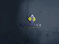 MAIN2NANCE BUILDING SERVICES Logo - Entry #135