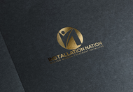 Installation Nation Logo - Entry #73