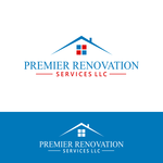Premier Renovation Services LLC Logo - Entry #96