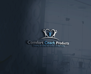 Comfort Coach Products Logo - Entry #68