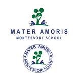 Mater Amoris Montessori School Logo - Entry #736