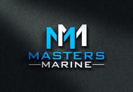 Masters Marine Logo - Entry #344