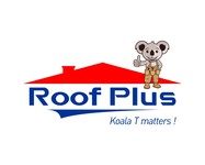 Roof Plus Logo - Entry #228