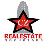 CZ Real Estate Rockstars Logo - Entry #32