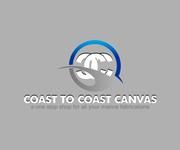 coast to coast canvas Logo - Entry #129