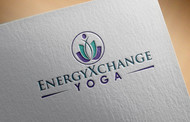 EnergyXchange Yoga Logo - Entry #106