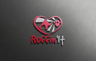 Ruffin'It Logo - Entry #37