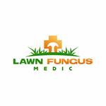 Lawn Fungus Medic Logo - Entry #184