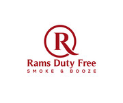 Rams Duty Free + Smoke & Booze Logo - Entry #344