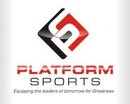 "Platform Sports "" Equipping the leaders of tomorrow for Greatness."" Logo - Entry #34"