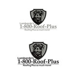 1-800-Roof-Plus Logo - Entry #145