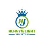 Heavyweight Jiujitsu Logo - Entry #44