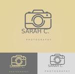 Sarah C. Photography Logo - Entry #3