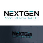 NextGen Accounting & Tax LLC Logo - Entry #9
