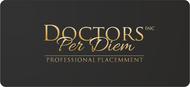 Doctors per Diem Inc Logo - Entry #18